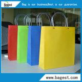 Kundenspezifische Belüftung-Einkaufstasche-Plastikgeschenk-Handtasche mit Griff