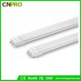La fabbrica diretta assicura l'illuminazione dell'indicatore luminoso T8 del tubo di 4FT 18W LED