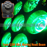 7*15W Disco LED Stage Moving Head Beam Light (SF-122)