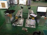 Máquina de la marca del laser de la fibra del CNC Raycus 20W de Jinan Igolden