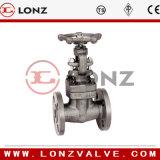 Нормальный вентиль кованой стали (J31H)