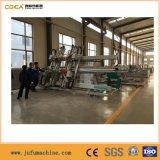 Kurbelgehäuse-Belüftung Gewinnen-Tür vertikales Schweißgerät CNC-4-Corner