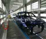 차 보디 페인트 살포 기계