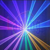 laser da animação do disco de 1W RGB