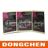 De kosmetische Druk van het Zelfklevende Etiket/de Druk van het Etiket van het Parfum (gelijkstroom-LAB020)