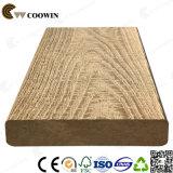 деревянное зерно 3D мы Decking конструкции деревянный пластичный составной