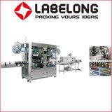 Ss304 de Materiële het Krimpen van de Koker Machine van de Etikettering
