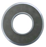 Disco tecido do filtro de engranzamento do aço inoxidável