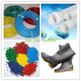 Estearato de cálcio do lubrificante no processamento do PVC