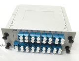 1X32 Splitser CATV van de Vezel van de Chassis van LC de Optische