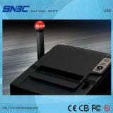 Impresora térmica de la posición de Ethernet serie-paralela de alta velocidad del USB de U80 80m m