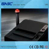 U80 80mm 고속 연속되는 병렬 USB 이더네트 POS 열 인쇄 기계