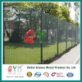 Valla de seguridad galvanizada o del PVC Coated 358 High