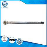 SAE4140 SAE4141は産業設備のための鋼鉄ピストン棒を造った