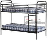 学校の寮の家具学生の金属の二段ベッドフレーム