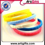 Lates Entwurfs-Form-buntes Silikon-Armband