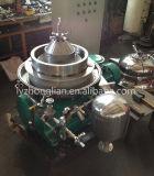 Macchina centrifuga ad alta velocità del separatore della pila di disco di scarico automatico Dhy400