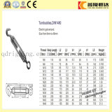 De uitstekende kwaliteit Electro-Galvanized Spanschroef DIN1480 van het Staal