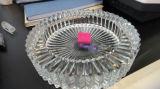 Portacenere di vetro di alta qualità con i buoni articoli per la tavola Kb-Hn01308 della cristalleria di prezzi