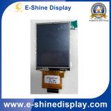 2.4 дюйма - высокая яркость вполне - угол взгляда IPS TFT LCD с панелью касания