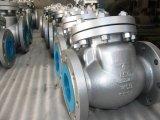 Válvula de verificação do aço inoxidável do ANSI com flange