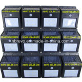 4pack Solar Powered PIR Motion Sensor Wall Light (RS2003-8-4)