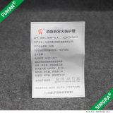 Kundenspezifisches Tyvek Papier gedruckter Sorgfalt-Kennsatz