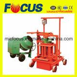 セリウムの証明書Qty6-16の保証およびよい価格の油圧ブロックの煉瓦作成機械