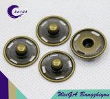 Плакировка золота кнопок кнопки 4 металла