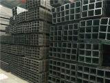 Youfa Fabrik angestrichenes schwarzes hohles Kapitel-Quadrat und rechteckiges Stahlrohr mit Öl
