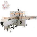 Máquina de la toalla de papel para la empaquetadora del tejido facial