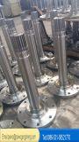 Schmieden normalisiert getempert, CNC mildernd, der hohe Präzisions-Gewinde-Welle maschinell bearbeitet