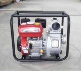 Pompe à eau d'essence de 4 pouces avec le grand réservoir de carburant