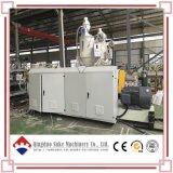 PE/PVC gewölbter Rohr-Plastikstrangpresßling, der Extruder-Maschine herstellt