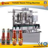 Máquina de rellenar de la salsa de la haba