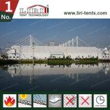 De Tent van de Kromme van de Hangaar van de Helikopter TFS voor Verkoop