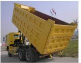 Sinotruk Hova 6X4 336HP 60t에 의하여 광업 사용되는 덤프 트럭 60t-80t