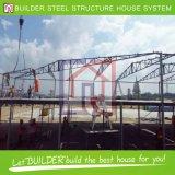 品質の容易なアセンブルされた鉄骨構造のプレハブの移動式家