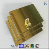 Het nieuwe Blad van het Aluminium van de Gordijngevel van het Aluminium van het Bouwmateriaal van de Aankomst