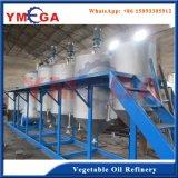 Máquina da refinação de petróleo da semente da palma da eficiência elevada