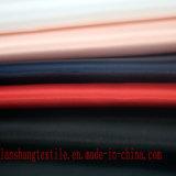 コートのスーツの服のズボンの靴のためのスパンデックスのサテンポリエステルファブリック