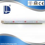 Électrode de soudure d'acier inoxydable de prix usine d'Aws E318-16/Rods