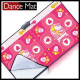 Games를 가진 Exercise 가정 텔레비젼 PC Dance Pad 32 Bit Wireless