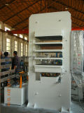 GummiVulcanzing Druckerei 1000 Tonnen-hydraulische Gummivulkanisierendruckerei