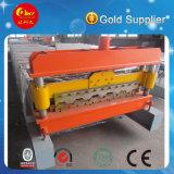 PLC het Automatische Broodje dat van het Comité van de Vloer van Decking van het Staal Machine vormt
