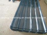 台形波形の屋根ふきシート