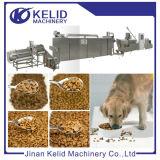 Máquina completamente automática de la protuberancia del alimento de animal doméstico de la alta calidad