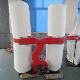 Machines van de houtbewerking Twee Collector van het Stof van Zakken de Houten