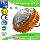 オイルによって使用されるクリー族LED耐圧防爆ライト