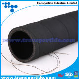 Tubi flessibili di gomma del tubo flessibile/sabbiatura di scoppio della sabbia di alta qualità di Transportide